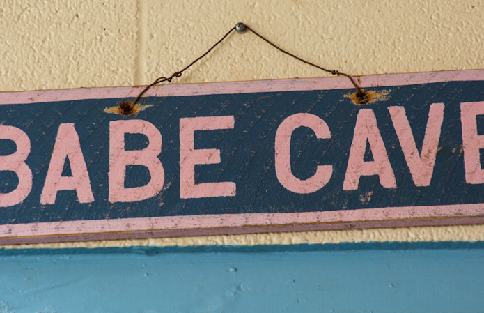 Babe-cave