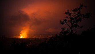 Volcano Twilight Tour, Big Island of Hawai'i