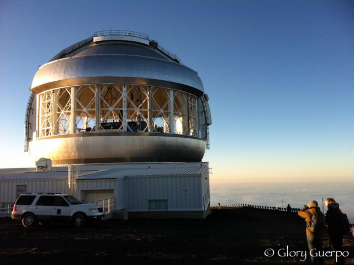 Gemini Telescope on Mauna Kea