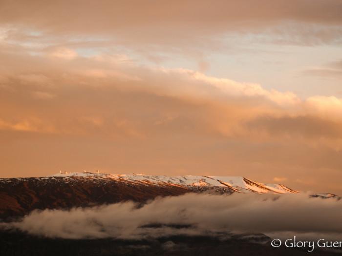 Mauna Kea is sacred to the Hawaiians