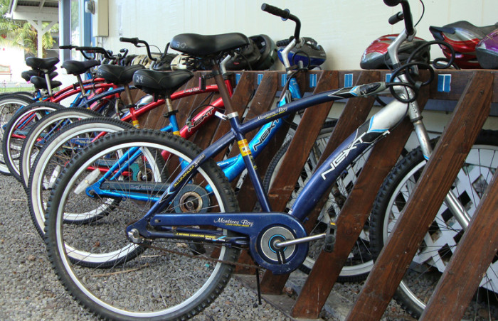 inexpensive bicycle rentals