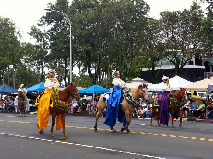 Merrie Monarch Parade 2014